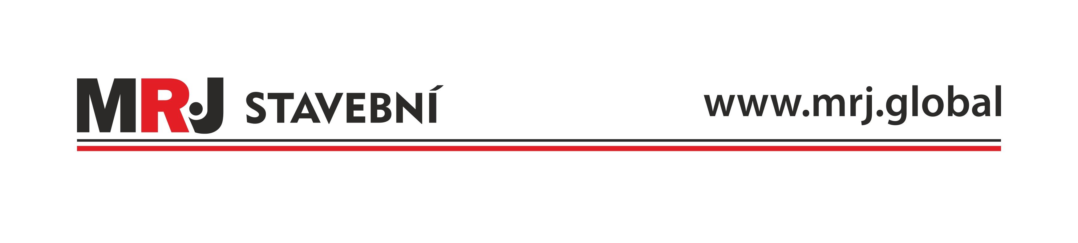 MRJ Stavební - logo