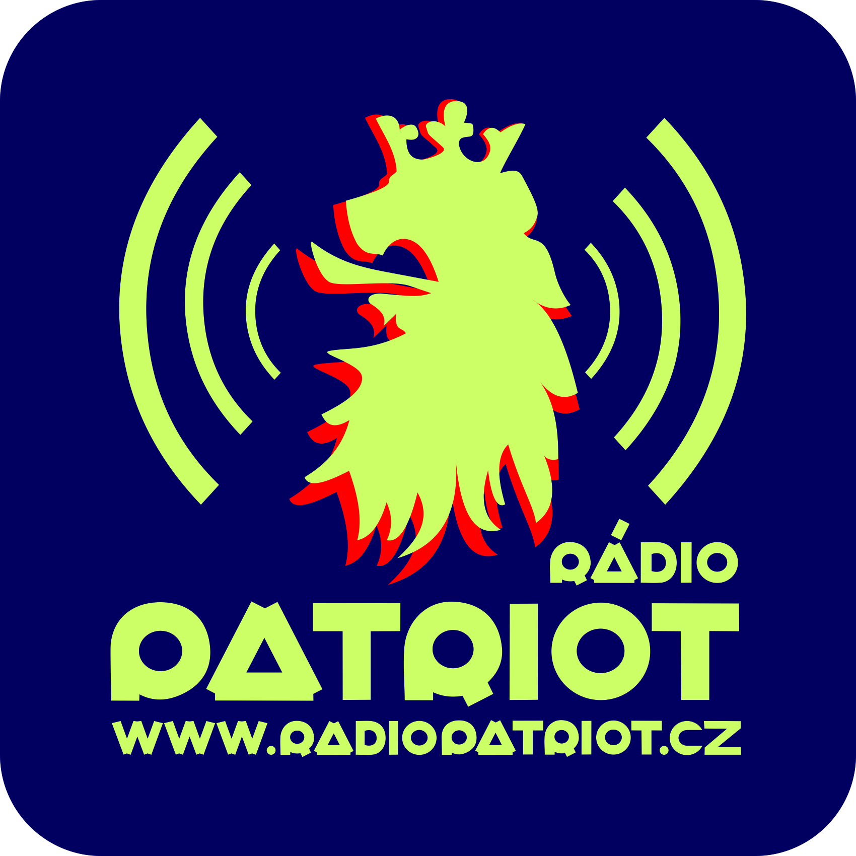 Rádio Patriot - logo